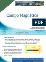 DIAPOSITIVAS GRUPO 1 Campo Magnético