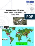 CONDUCTORES ELECTRICOS PDIC COSTA RICA.pps