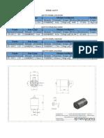 Micro Motor AK555_390ML12S18200C