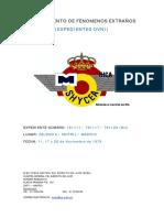 1979 11-11-17 28 Avistamiento en Valencia Motril Madrid II