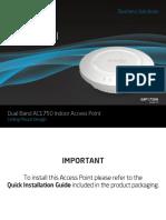 EAP1750H User Manual