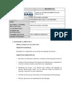 Informe Del Embrague Bueno