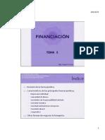 Tema 5 Financiación