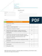 Primera Etapa Distribucion en Planta 2014