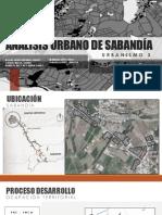 Análisis Urbano de Sabandía Mejorado