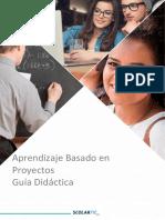 Aprendizaje Basado en Proyectos ABP_GD