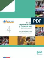 Libro Guia Nº4 Curriculum-carta de Presentación-remuneraciones.