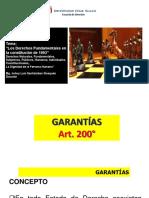 Derecho Constitucional Peruano Clase 3 Los Derechos Fundamentales II