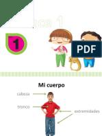 Resumen Espanol Science Unit 1 Year 1