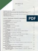 Indice - Congresso Erboristeria 1954