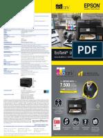 EPSON L6171 Brochure