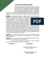Acta de Recepción de Denuncia Verba1 Cazso Villacion