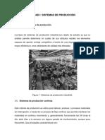 Unidad i Sistemas de Producciòn