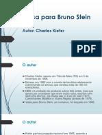 Apresentação Valsa Para Bruno Stein