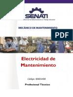 Senati-electricidad de Mantenimiento
