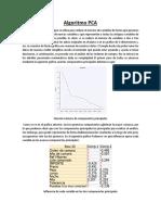 Algoritmo PCA