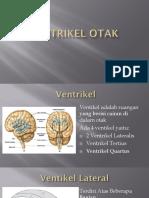 Refrat Sistem Ventrikel Otak