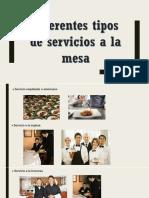 Tipos de Servicios Granados Barrios Zavala
