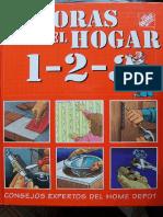 (eBook - PDF) - Enciclopedia de Mejoras Para El Hogar - Salvat - Pintura, Decoracion, Remodelaje Reducido
