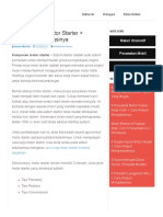 11 Komponen Motor Starter + Gambar dan Fungsinya - AutoExpose