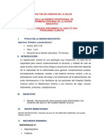 Charla Educativa de La HTA Eusiane