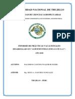 Practicas Pre Profesionales - Ingenieria Agroindustrial UNT- Palomino Cancino Waldir.pdf