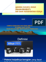 Management Risiko K3RS.ppt