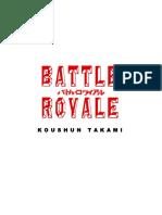 Battle Royale - eBooks Free BR