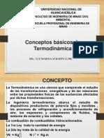 Conceptos Basicos de La Termodinamica PDF