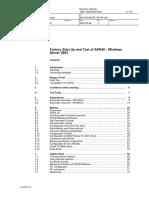 01_Factory Start Up and Test of Apg40 - w2k3_revJ