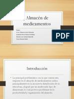 presentacion almacenes