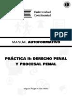 A0355 Práctica II Derecho Penal y Procesal Penal