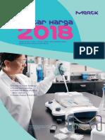 Daftar Harga MERCK MILLIPORE 2018.pdf