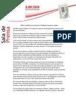 03.03.17 Males Cardíacos Le Cuestan 64 Billones de Pesos Al País