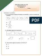 Patrones y Algebra (1)