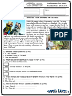 Reading Comprehension Common Core SCIENCE Test Sale 2015-2016.PDF