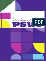Libro Violeta Del PSUV