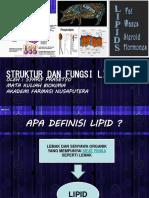 02. Materi Kuliah LIPID _ 03 Maret 2018  _ Syarif Prasetyo.ppt