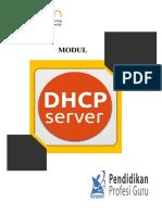 07. Materi Ajar DHCP Server