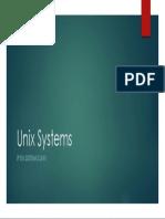 Unix Systems