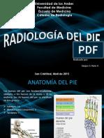 Radiologia Pie