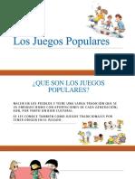 Los Juegos Populares Honduras