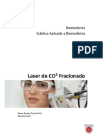 Laser CO² Fracionado, por Evandro Brasil