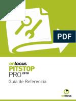 PitStop Pro 2018 - Guía de Referencia en Español