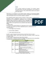 OPTISYSTEM 7.0 y Sus Aplicaciones