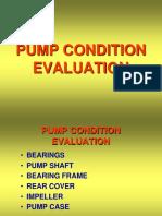pump condition