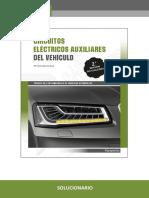 Solucionario Circuitos electricos del vehiculos