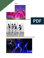 Normas Para Danza en Grupo
