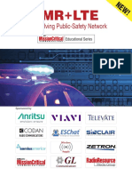 LMR + LTE_The Evolving Public-Safety Network