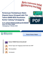 TKMKB Klaim Dispute Ortopedi 171018